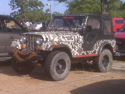 camo_crazy_1989s 1978 Jeep CJ5