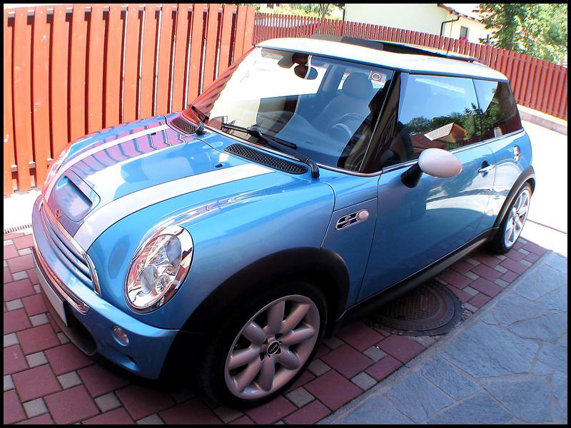 Another PowerPig 2004 MINI Cooper post... - 13266646