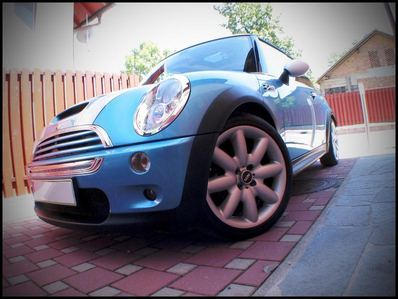 Another PowerPig 2004 MINI Cooper post... - 13266649