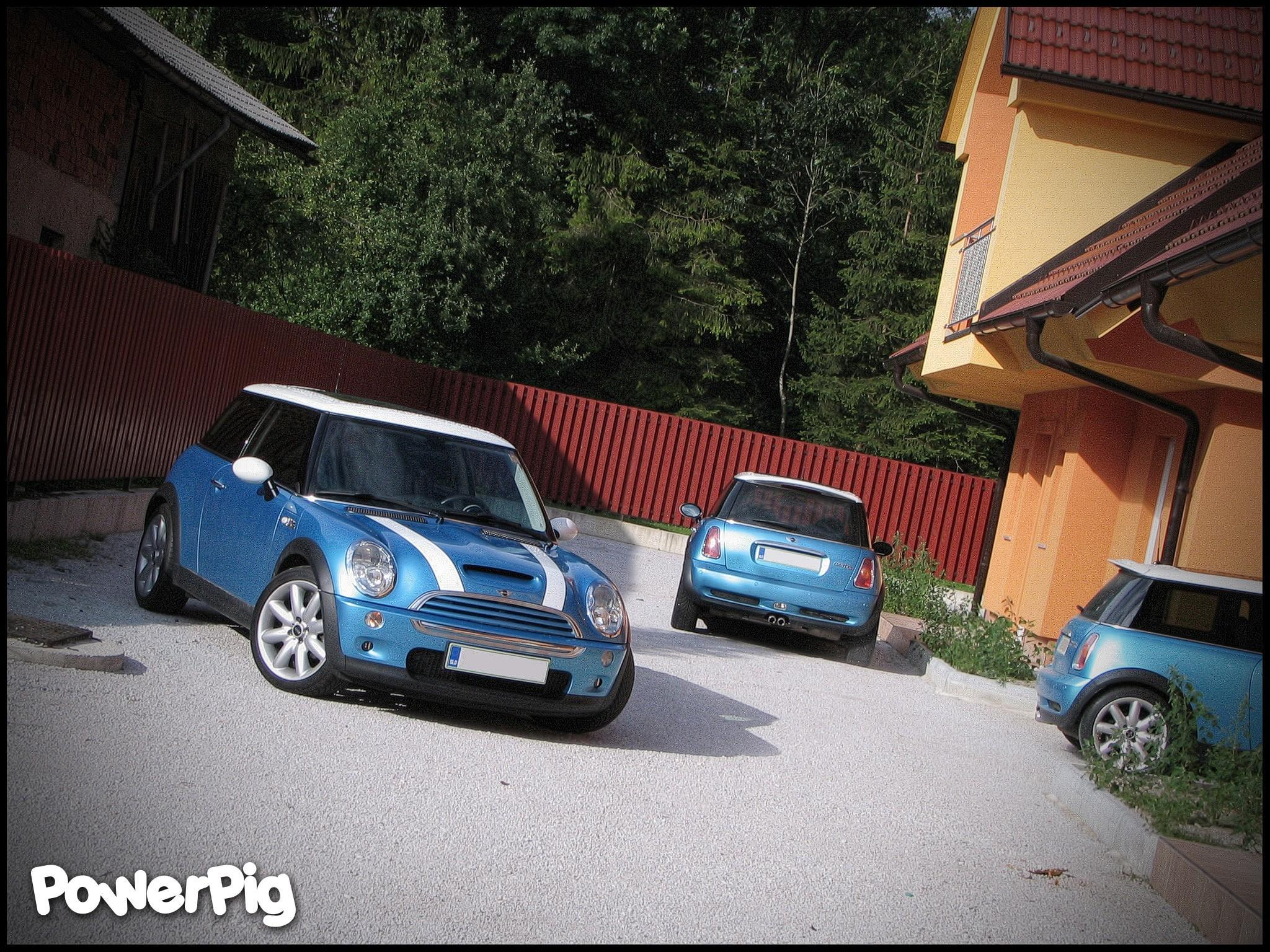 Another PowerPig 2004 MINI Cooper post... - 13266650