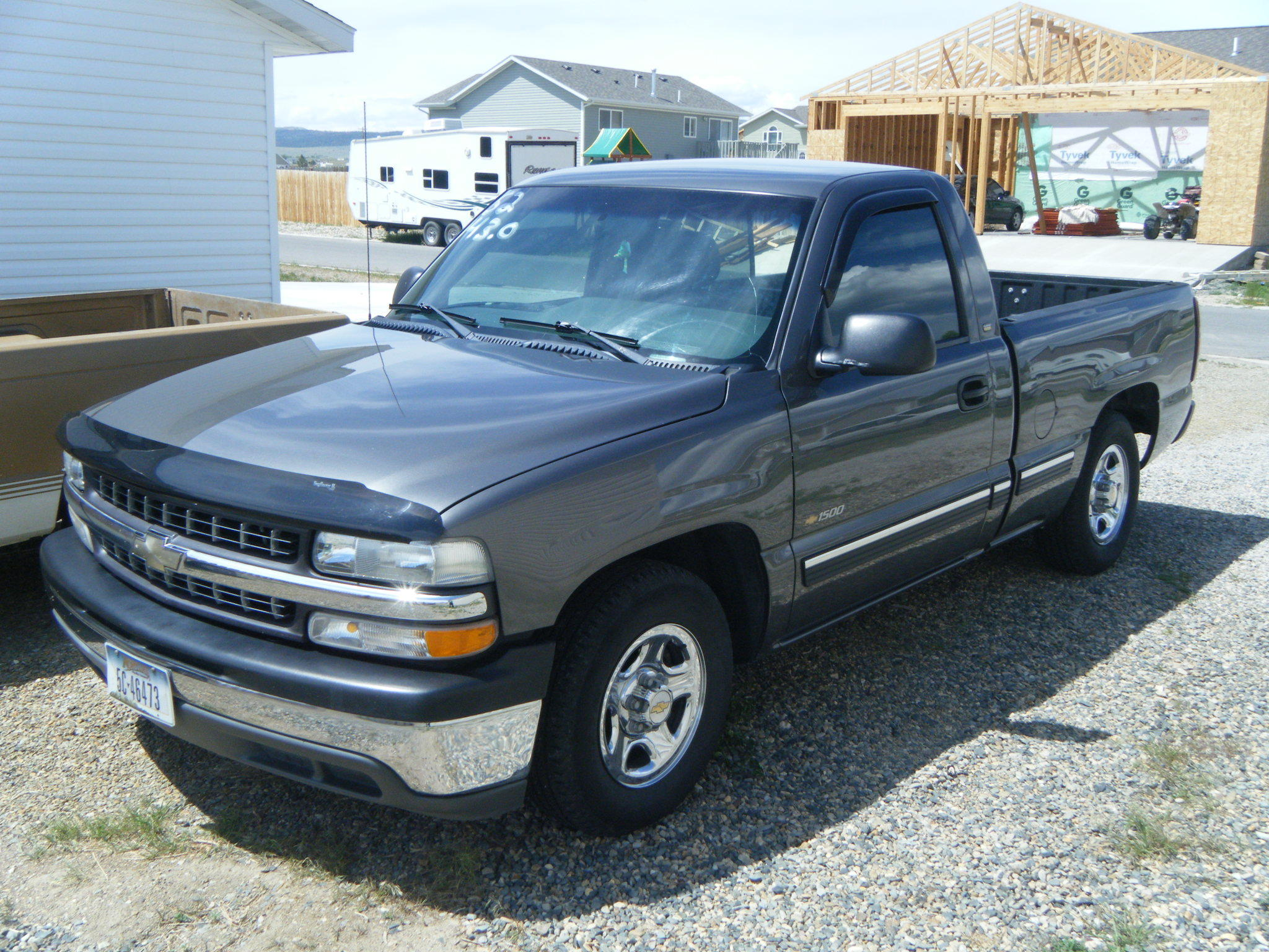 chronicitis 1999 chevrolet silverado 1500 regular cab specs photos modification info at cardomain. Black Bedroom Furniture Sets. Home Design Ideas