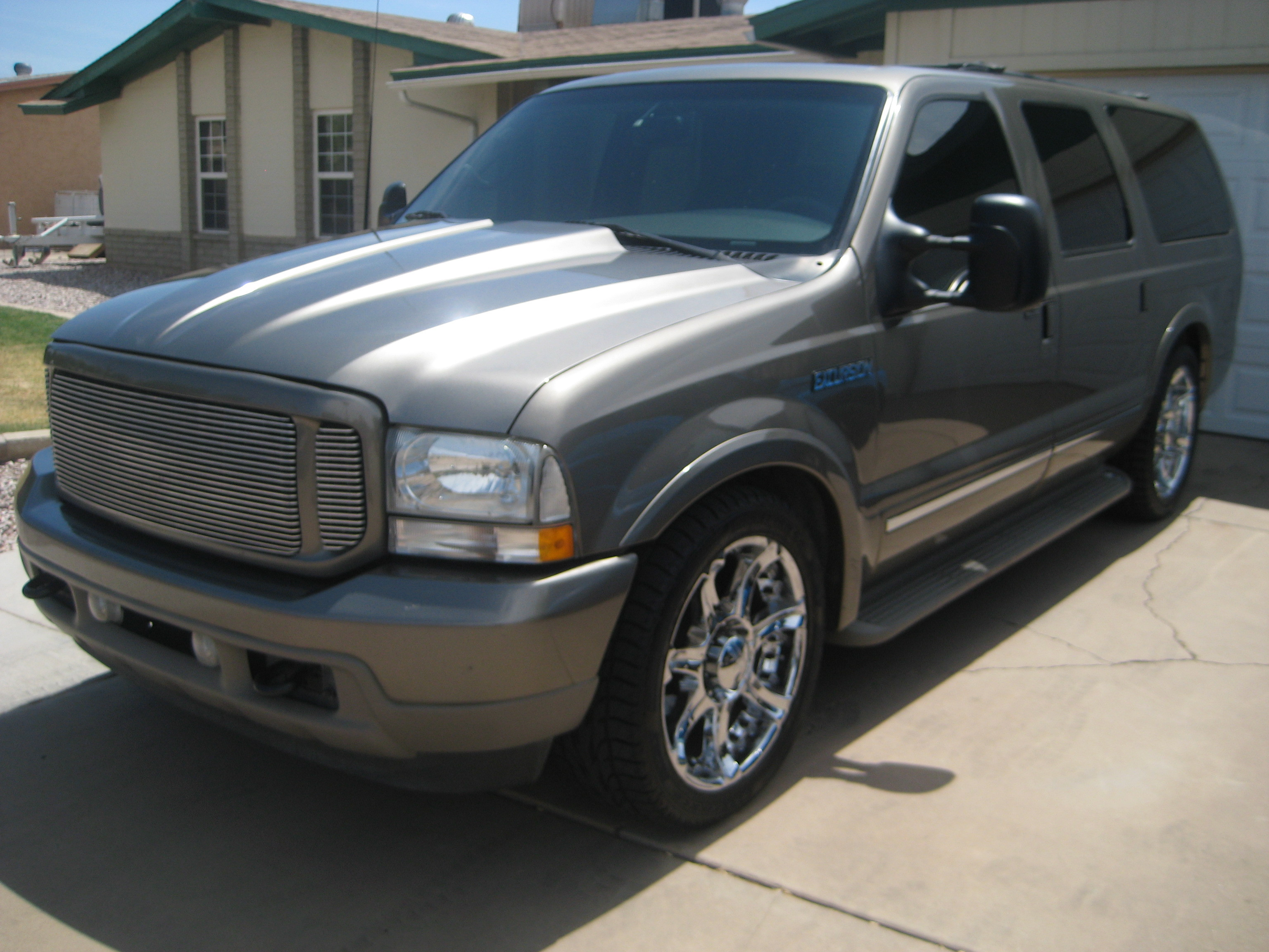 Jimmer Ford Excursion Specs Photos Modification Info At - 2002 excursion