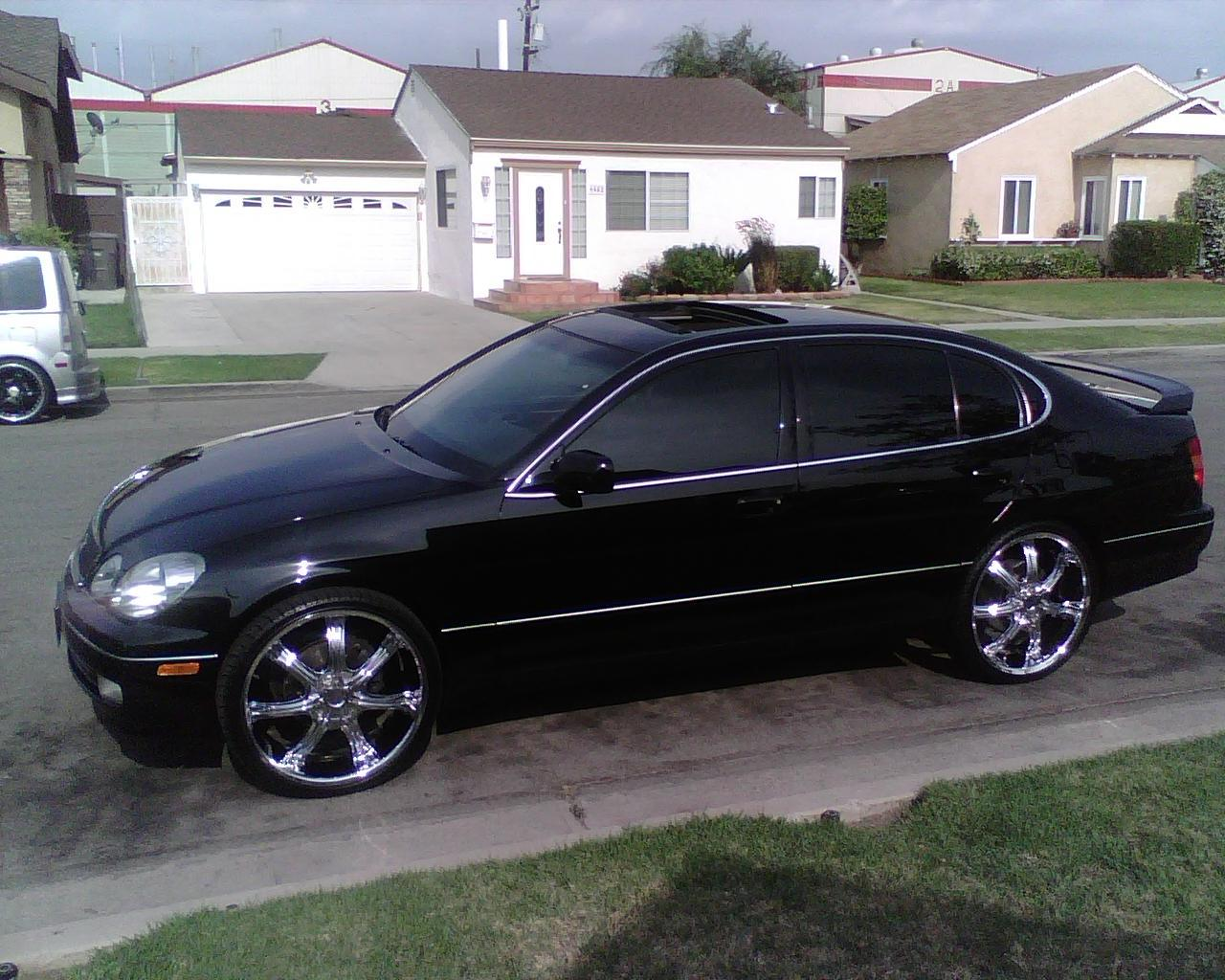 Another BNICE_SWAGG 2000 Lexus GS post... - 13219760