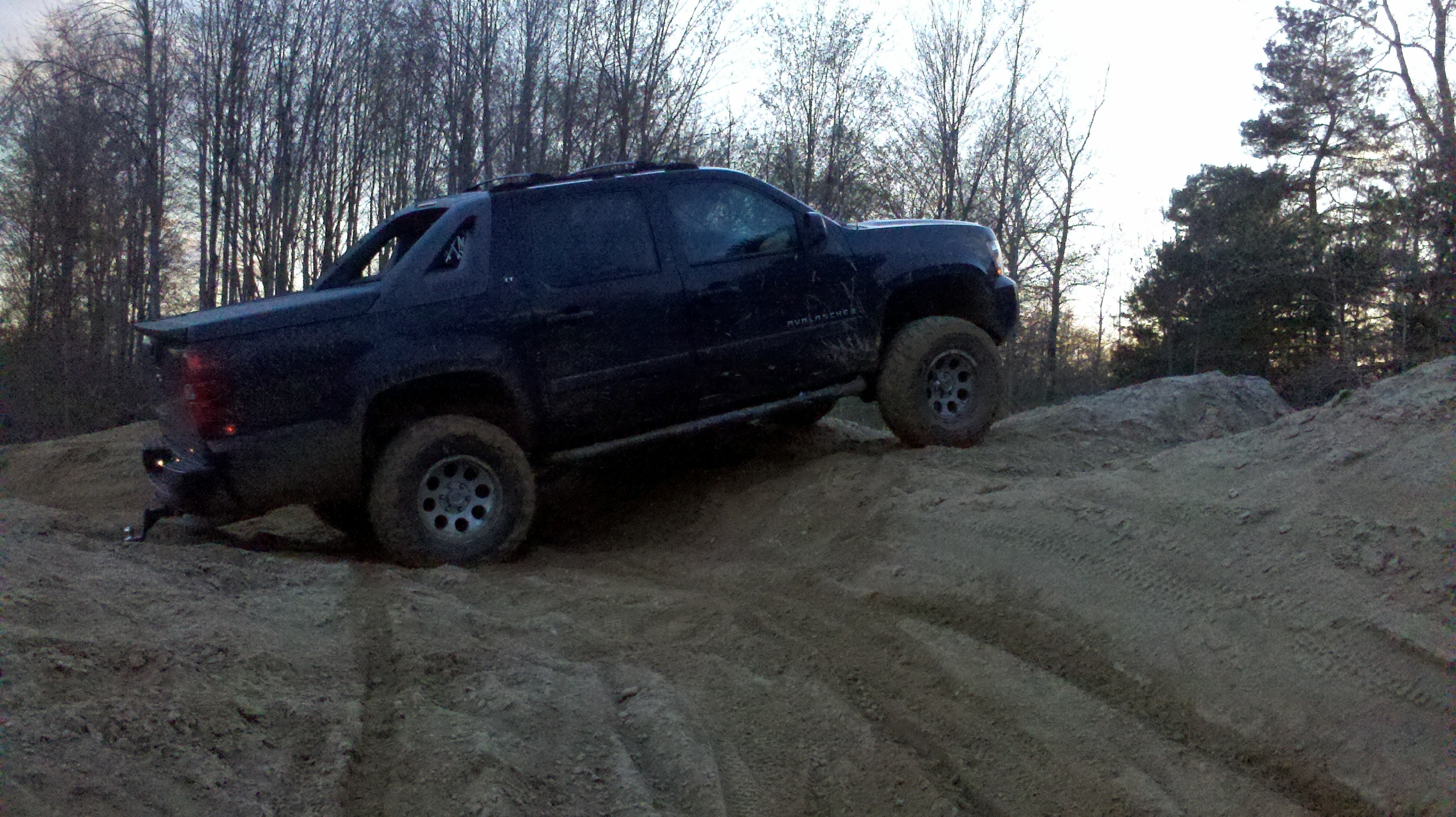 Another johnnyj23s 2007 Chevrolet Avalanche 1500 post... - 13219332
