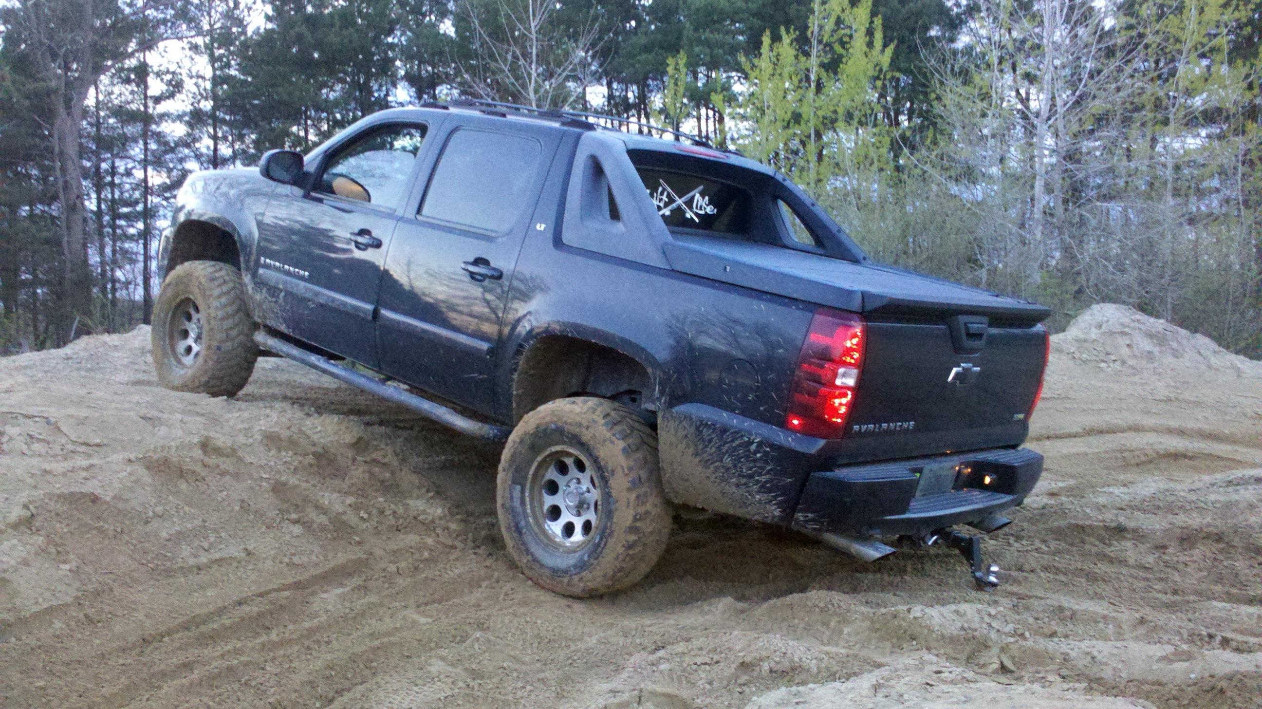 Another johnnyj23s 2007 Chevrolet Avalanche 1500 post... - 13219333