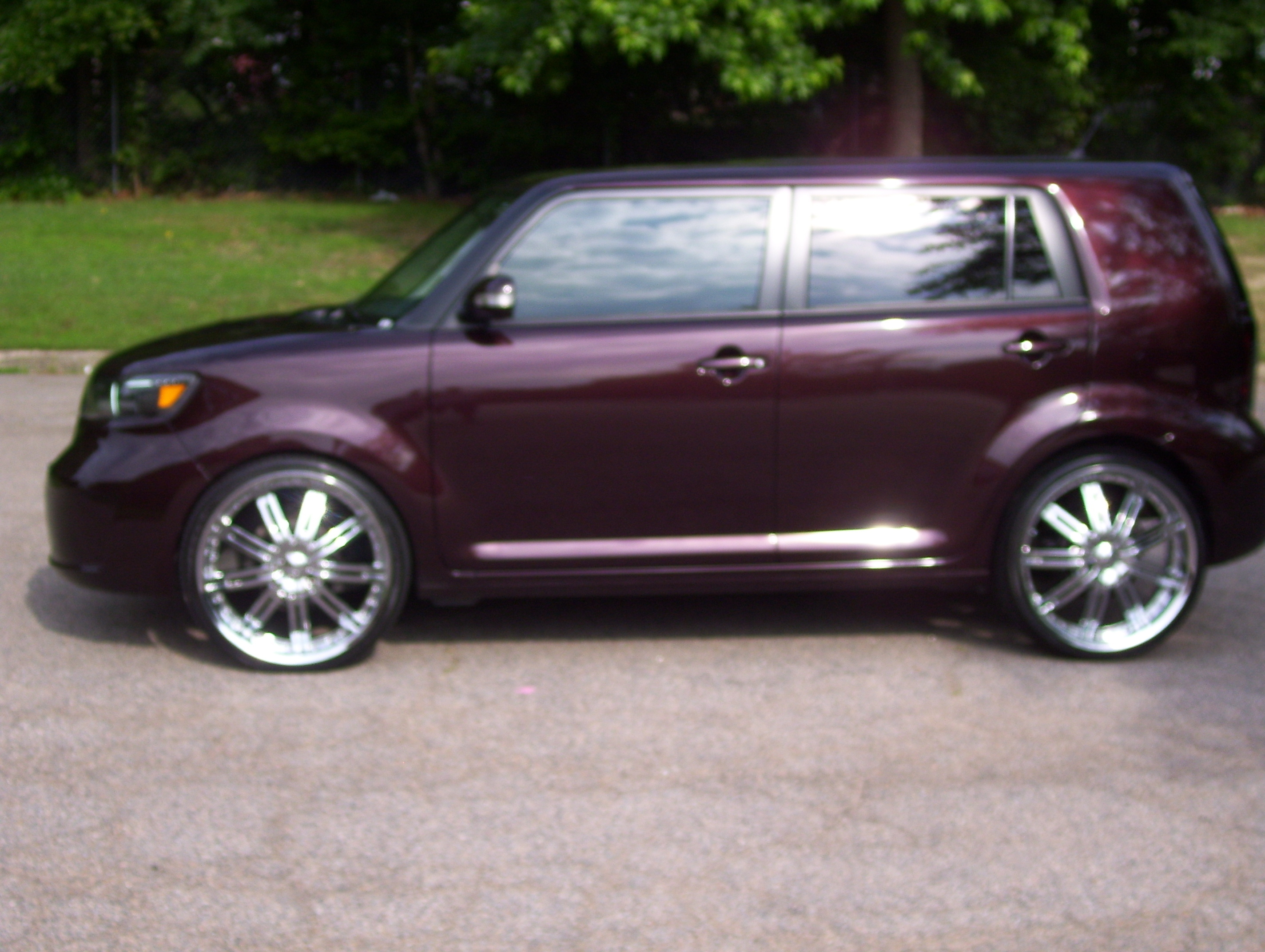 300moss 2008 scion xb specs photos modification info at cardomain. Black Bedroom Furniture Sets. Home Design Ideas