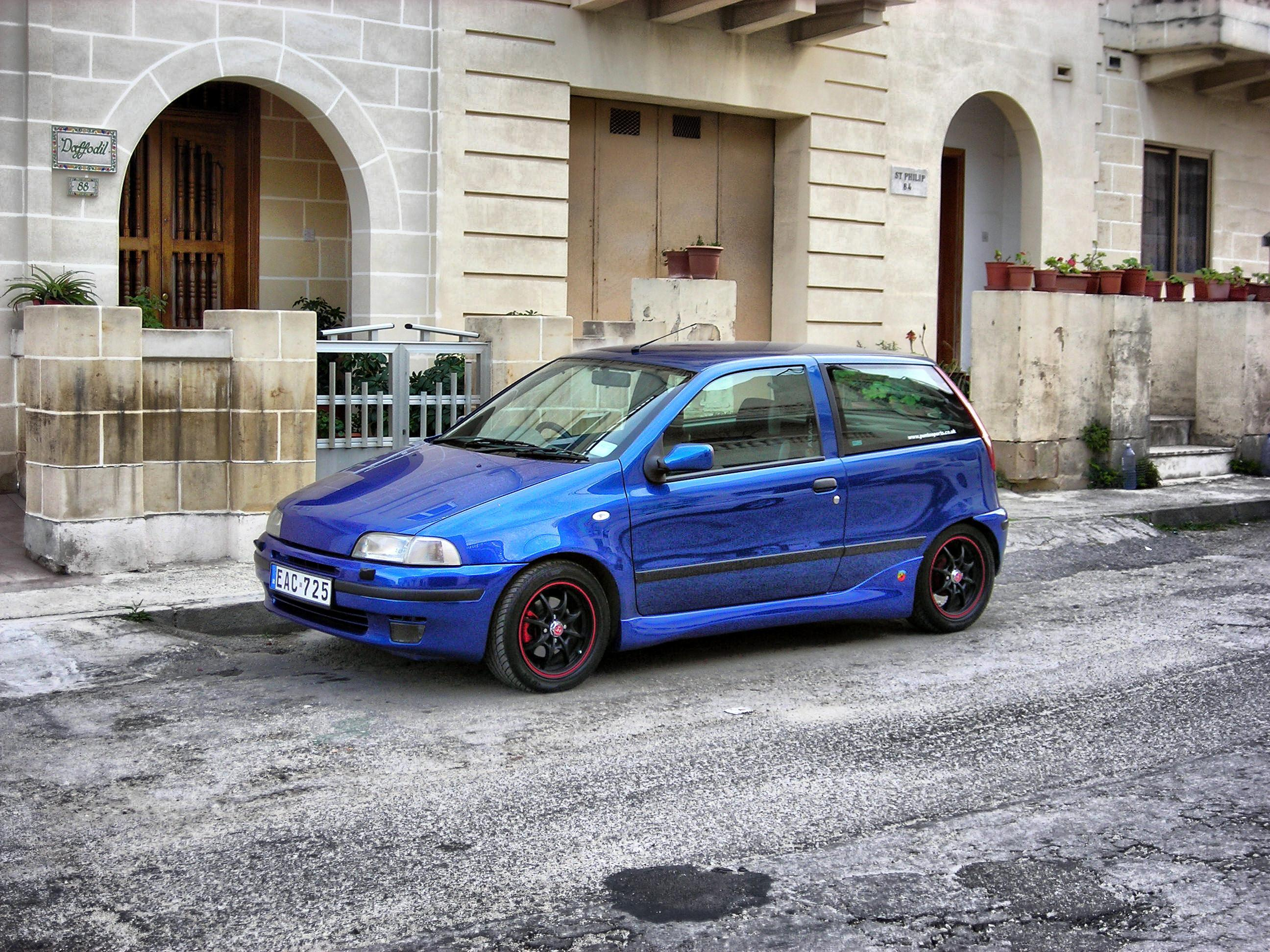 ringo killer 1996 fiat punto specs photos modification info at cardomain. Black Bedroom Furniture Sets. Home Design Ideas