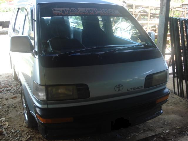 Another speedmax2001 1998 Toyota Van post... - 13223256