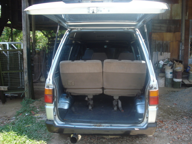 Another speedmax2001 1998 Toyota Van post... - 13223263