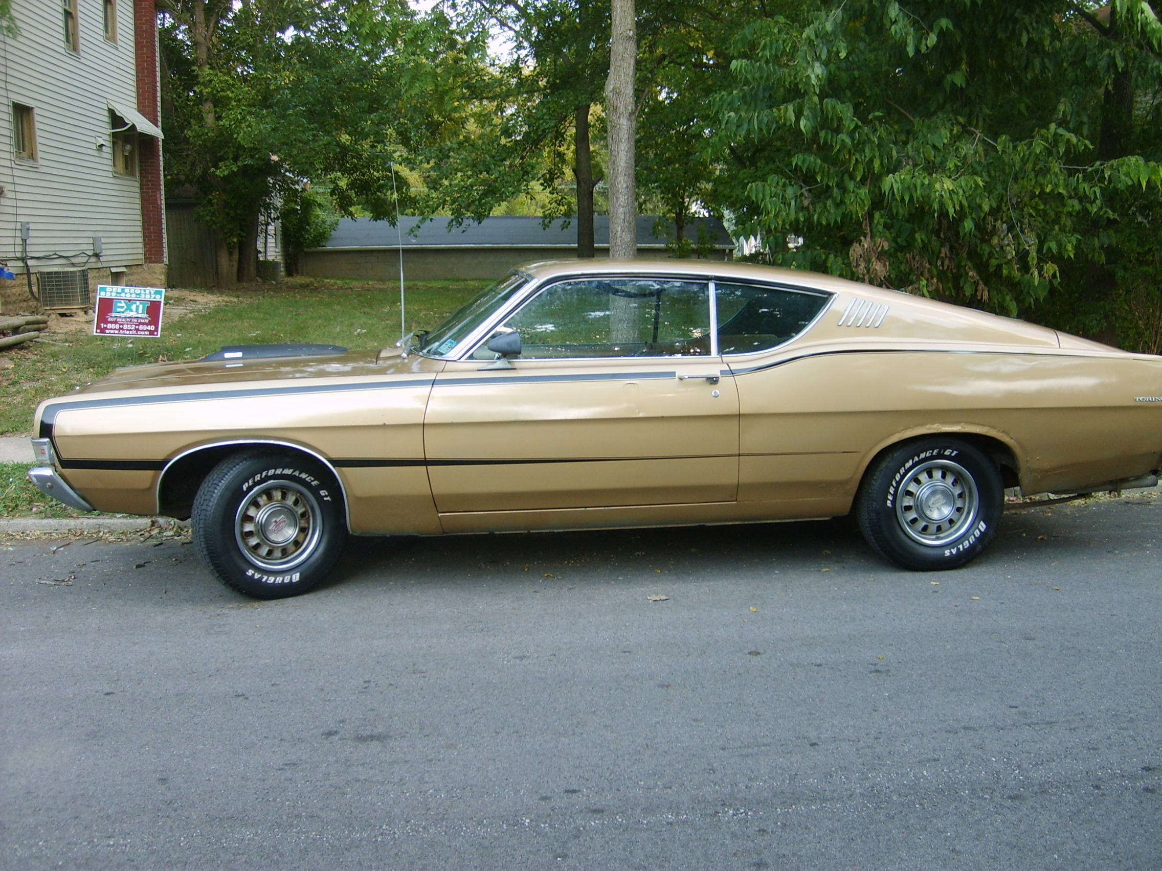 separation shoes 70b10 aa40b praterjack 1968 Ford Torino Specs, Photos, Modification Info ...
