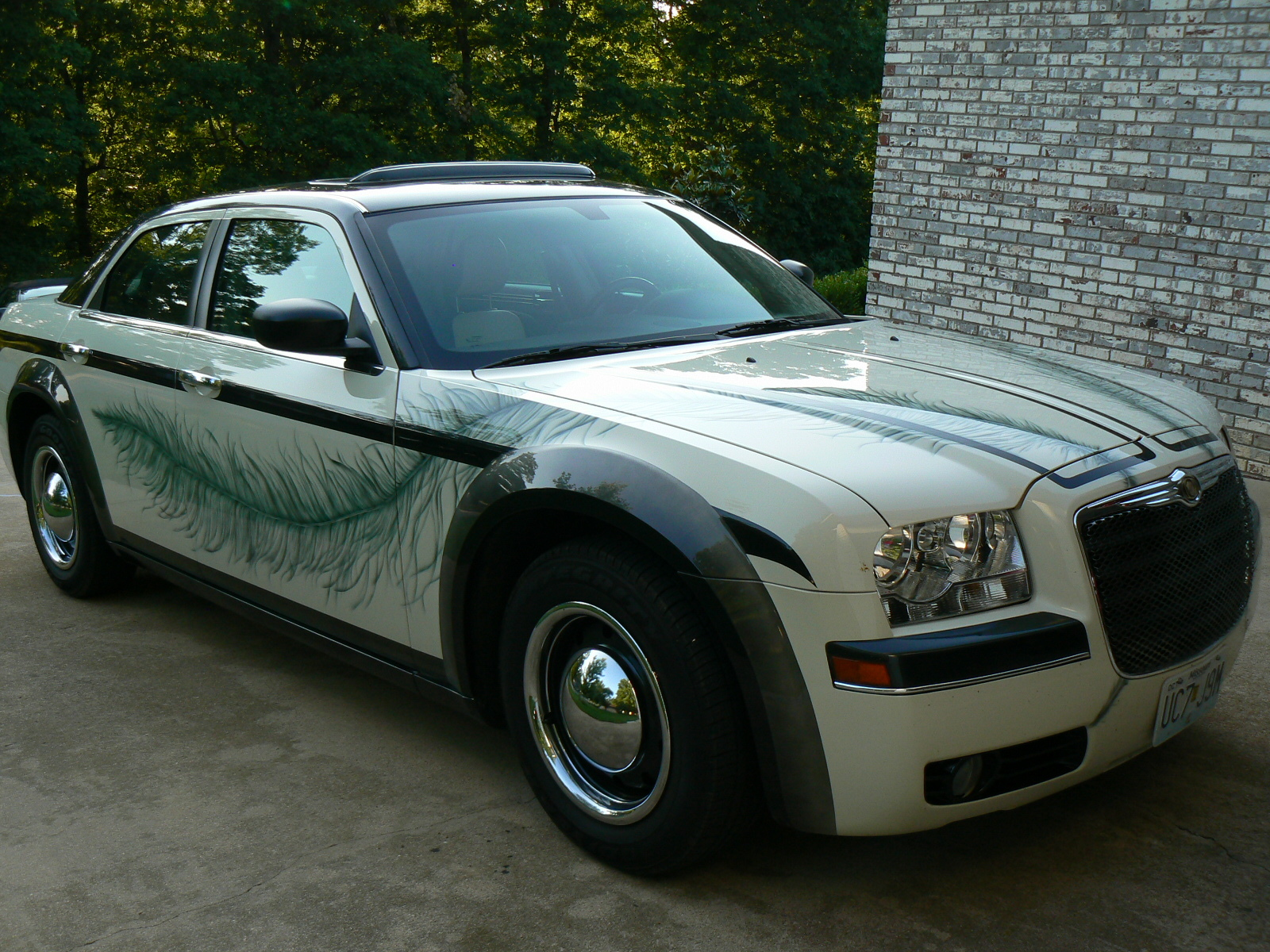 tristan55 2007 chrysler 300 specs photos modification. Black Bedroom Furniture Sets. Home Design Ideas