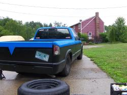Fiddy-Stuntas 1996 Chevrolet S10 Regular Cab