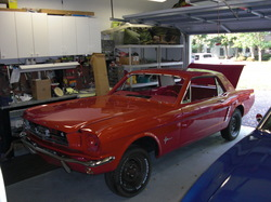 tc5244 1964 Ford Mustang