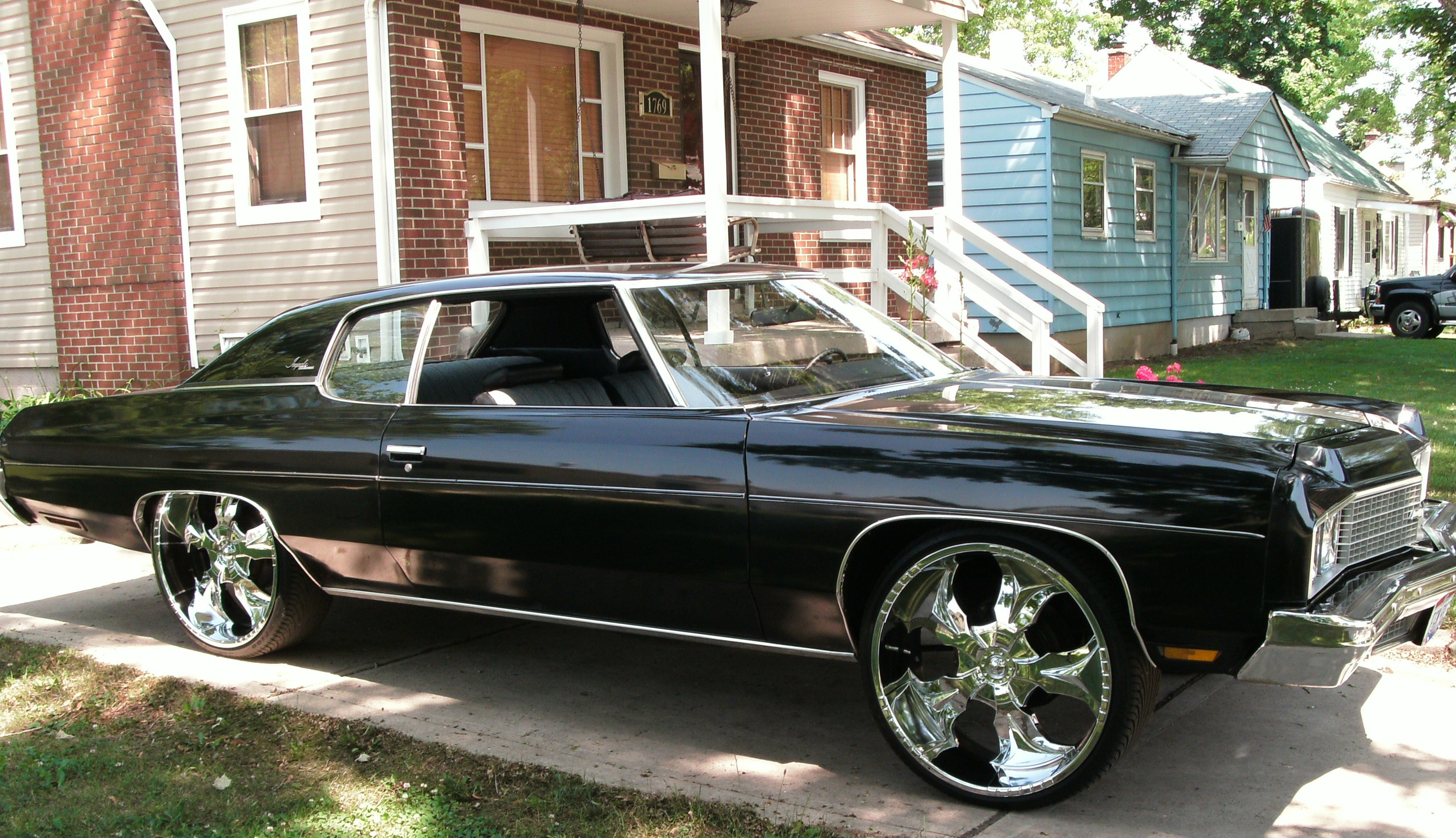 Audi Of Austin >> milltiket 1973 Chevrolet Impala Specs, Photos ...