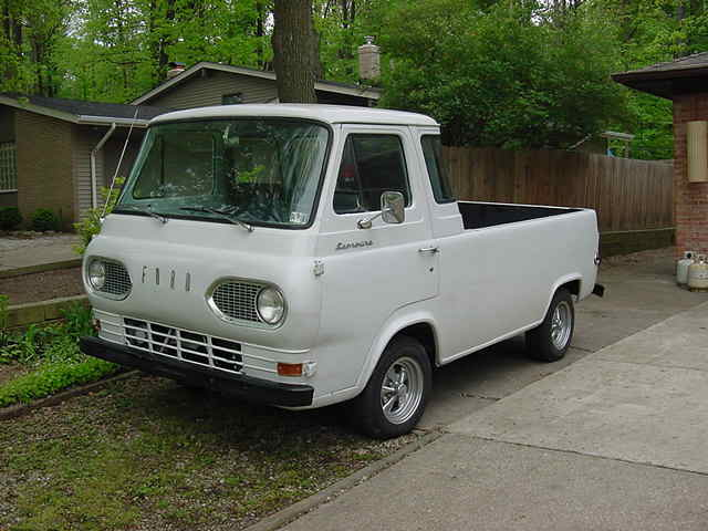 Another jrleonv 1963 Ford Econoline E150 Passenger post... - 13267911