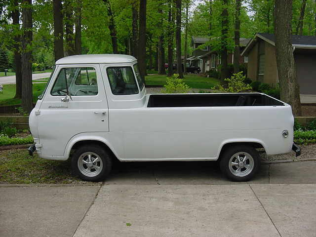 Another jrleonv 1963 Ford Econoline E150 Passenger post... - 13267913