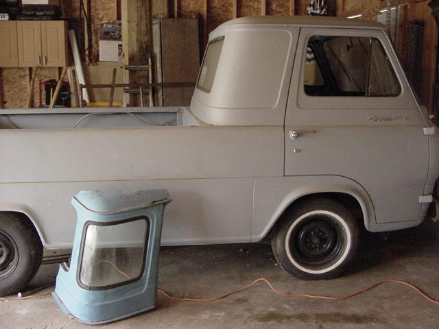 Another jrleonv 1963 Ford Econoline E150 Passenger post... - 13267914