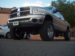 Sandking505s 2007 Dodge Ram 1500 Regular Cab