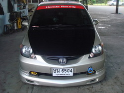 zonked5050 2003 Honda City