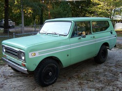 bwhollifields 1979 International Scout II