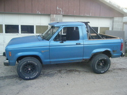 EvilLSXs 1988 Ford Bronco II