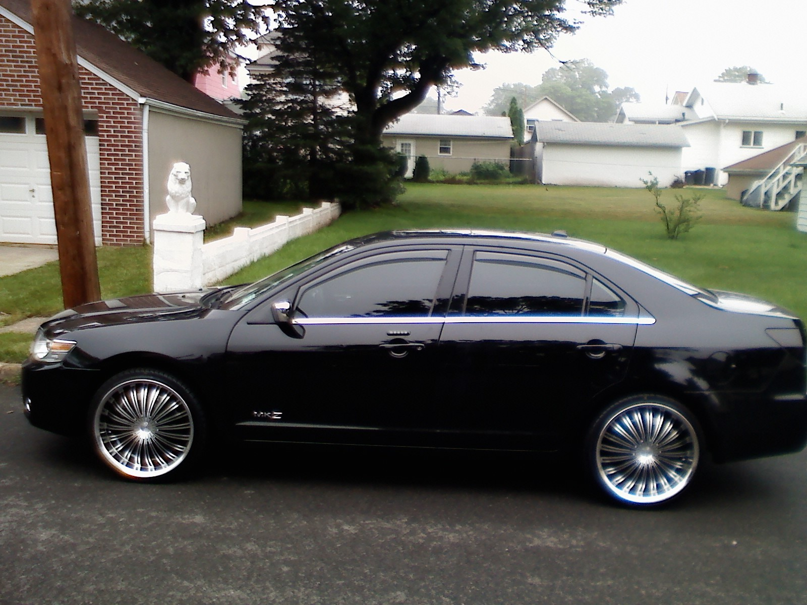 Another Tmarsillo732 2007 Lincoln MKZ post... - 13224011