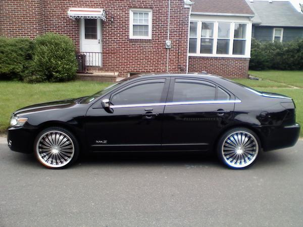 Another Tmarsillo732 2007 Lincoln MKZ post... - 13224012