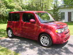 cubehunters 2009 Nissan cube