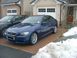 larssonsgods 2008 BMW 3 Series
