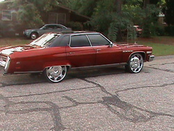 bosshogg225s 1976 Buick Electra