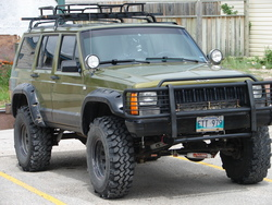 bjgreenhams 1996 Jeep Cherokee