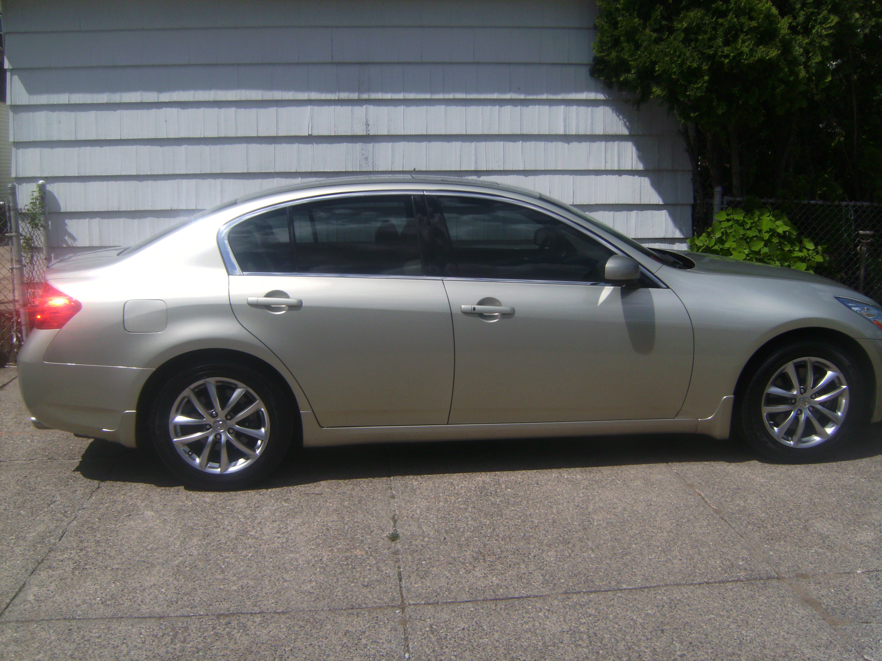 Another oldskee 2007 Infiniti G post... - 13226029
