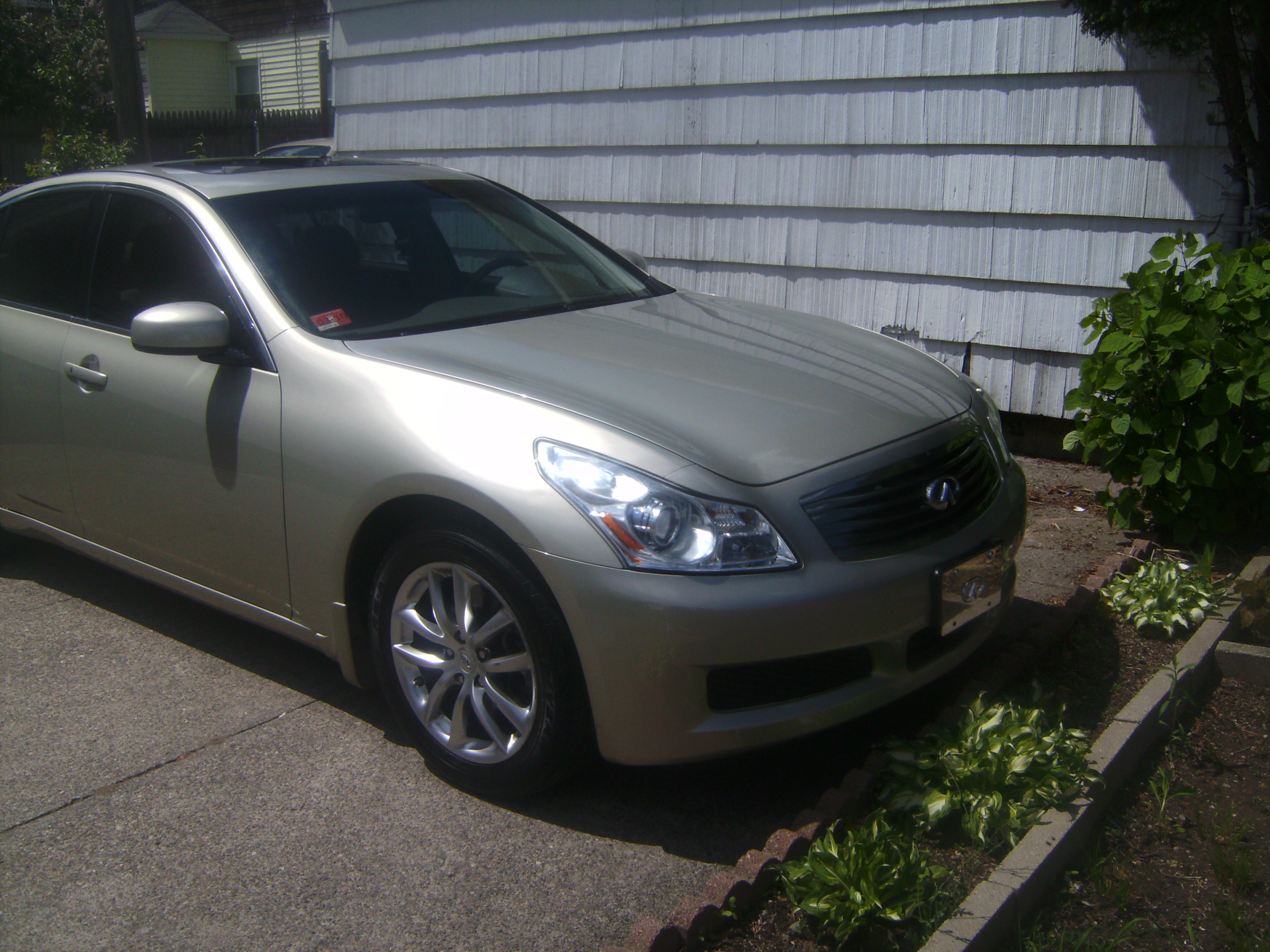Another oldskee 2007 Infiniti G post... - 13226034