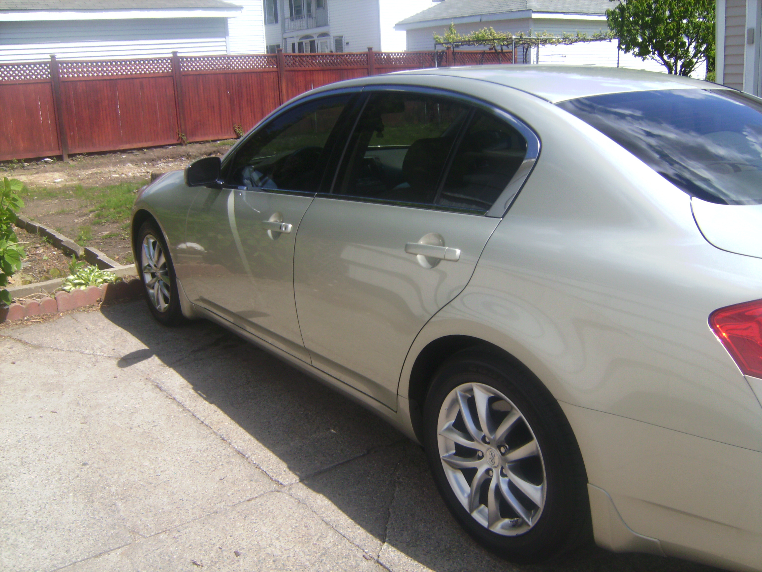 Another oldskee 2007 Infiniti G post... - 13226036