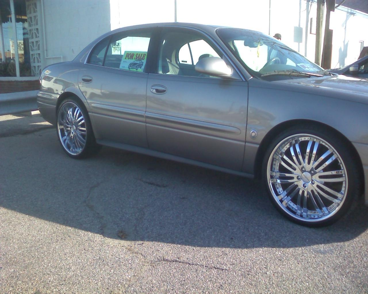 Another oldskee 2002 Buick LeSabre post... - 13227711