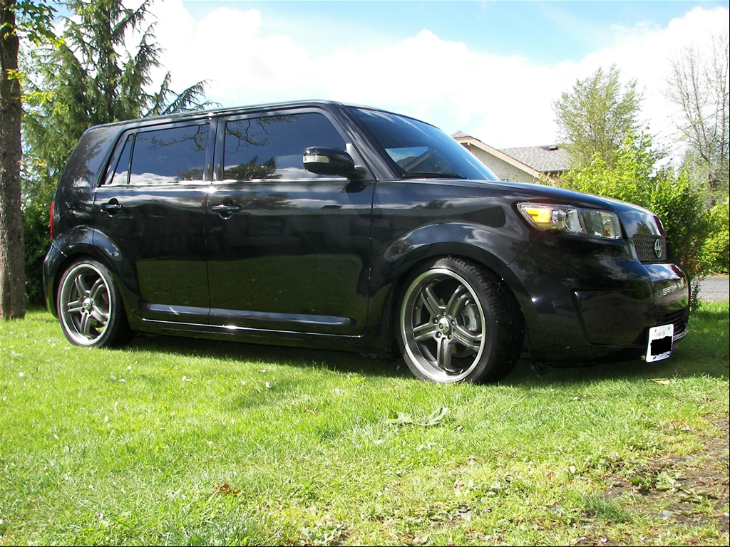 lakay baket 39 s 2008 scion xb in home wa. Black Bedroom Furniture Sets. Home Design Ideas
