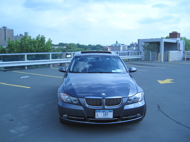 ArmyAccord 2008 BMW 3 Series