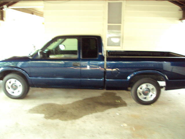 Another oilersk67 2000 GMC Sonoma Club Cab post... - 13225261