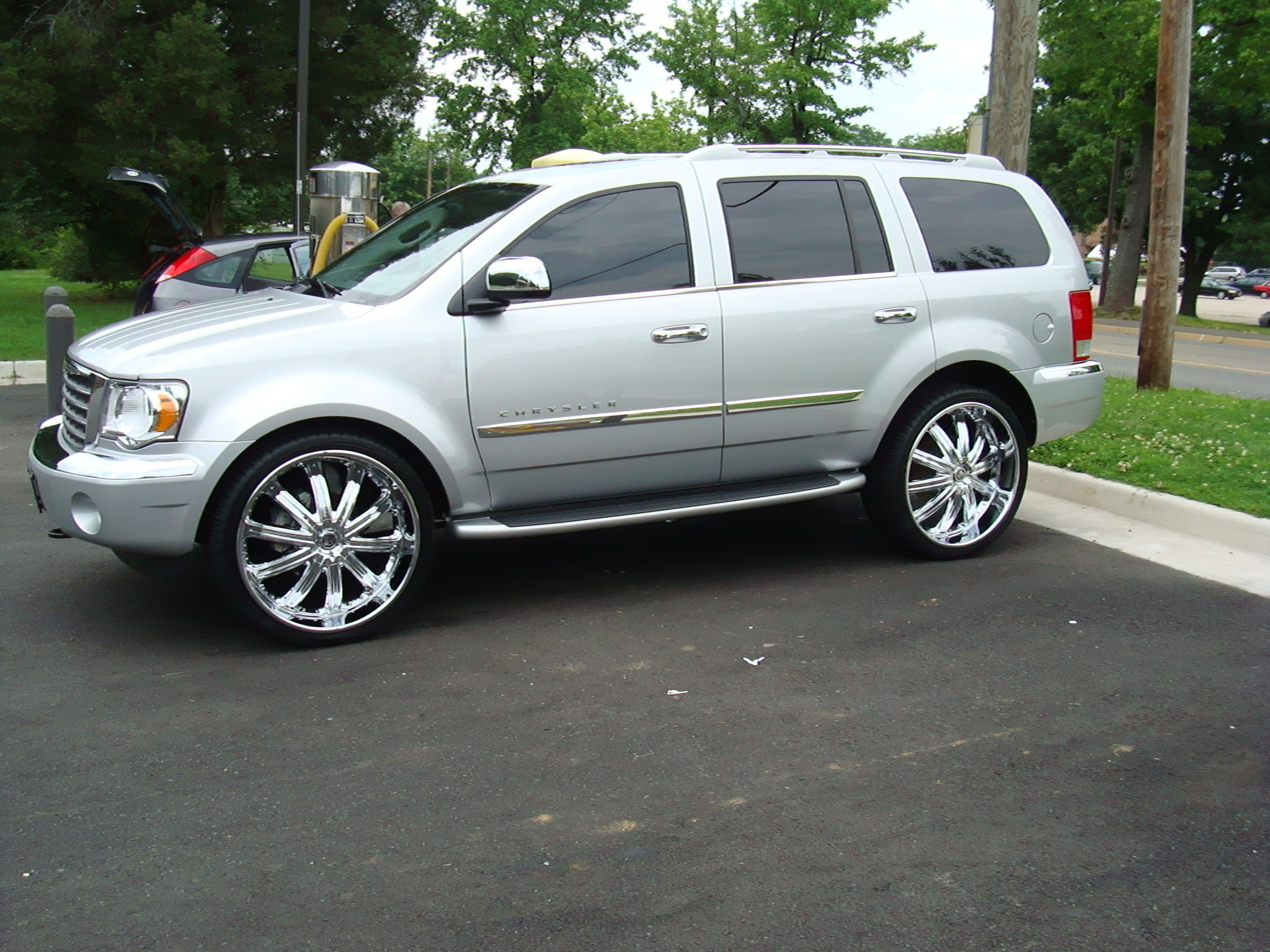 Another CJR300C 2008 Chrysler Aspen post... - 13228806