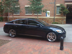 1HARD6s 2006 Lexus GS