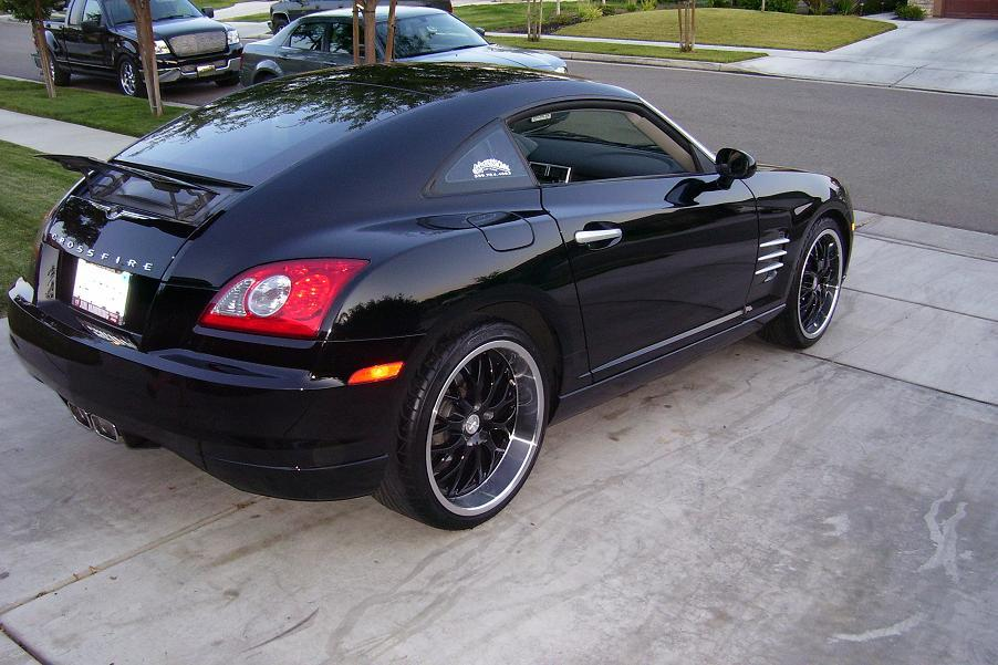 2004 chrysler crossfire custom 2004 chrysler crossfire. Cars Review. Best American Auto & Cars Review