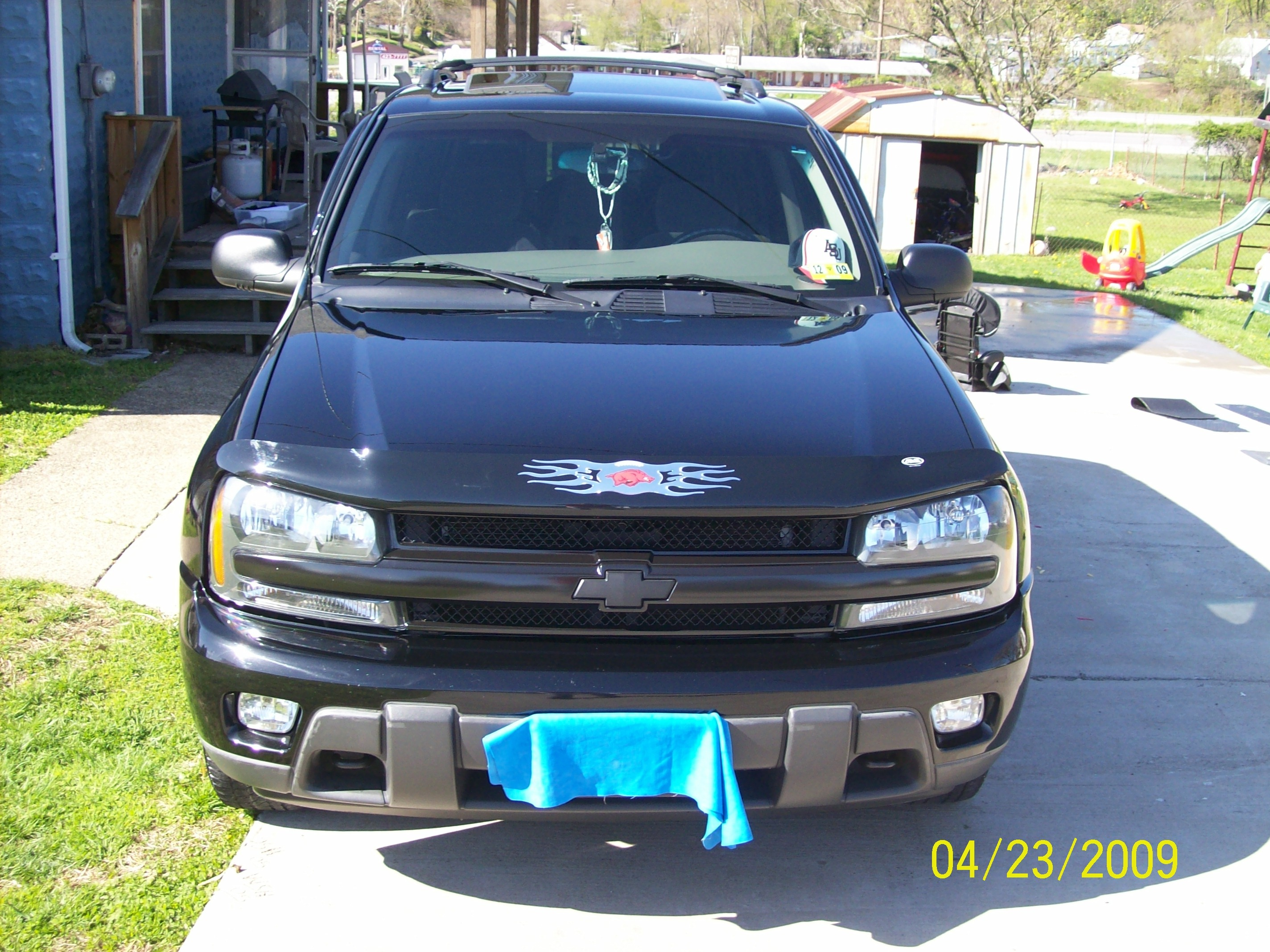 Another 03blktblzr 2003 Chevrolet TrailBlazer post... - 13229797