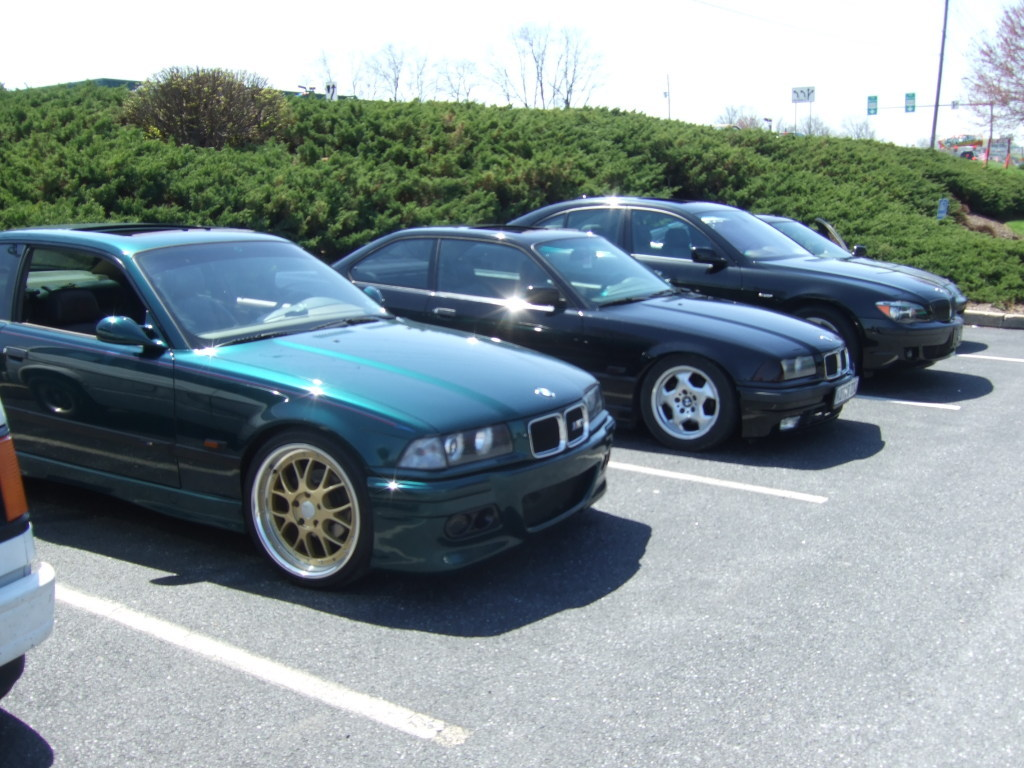 Another GUSHANAS 1996 BMW 3 Series post... - 13230507