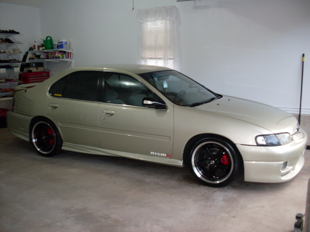 Altimas with bodykits god help me im asking this  Page 5