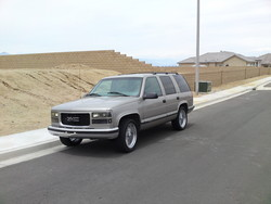 gmcpelons 1999 GMC Yukon