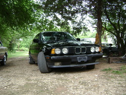 91bimmerRACERs 1991 BMW 5 Series