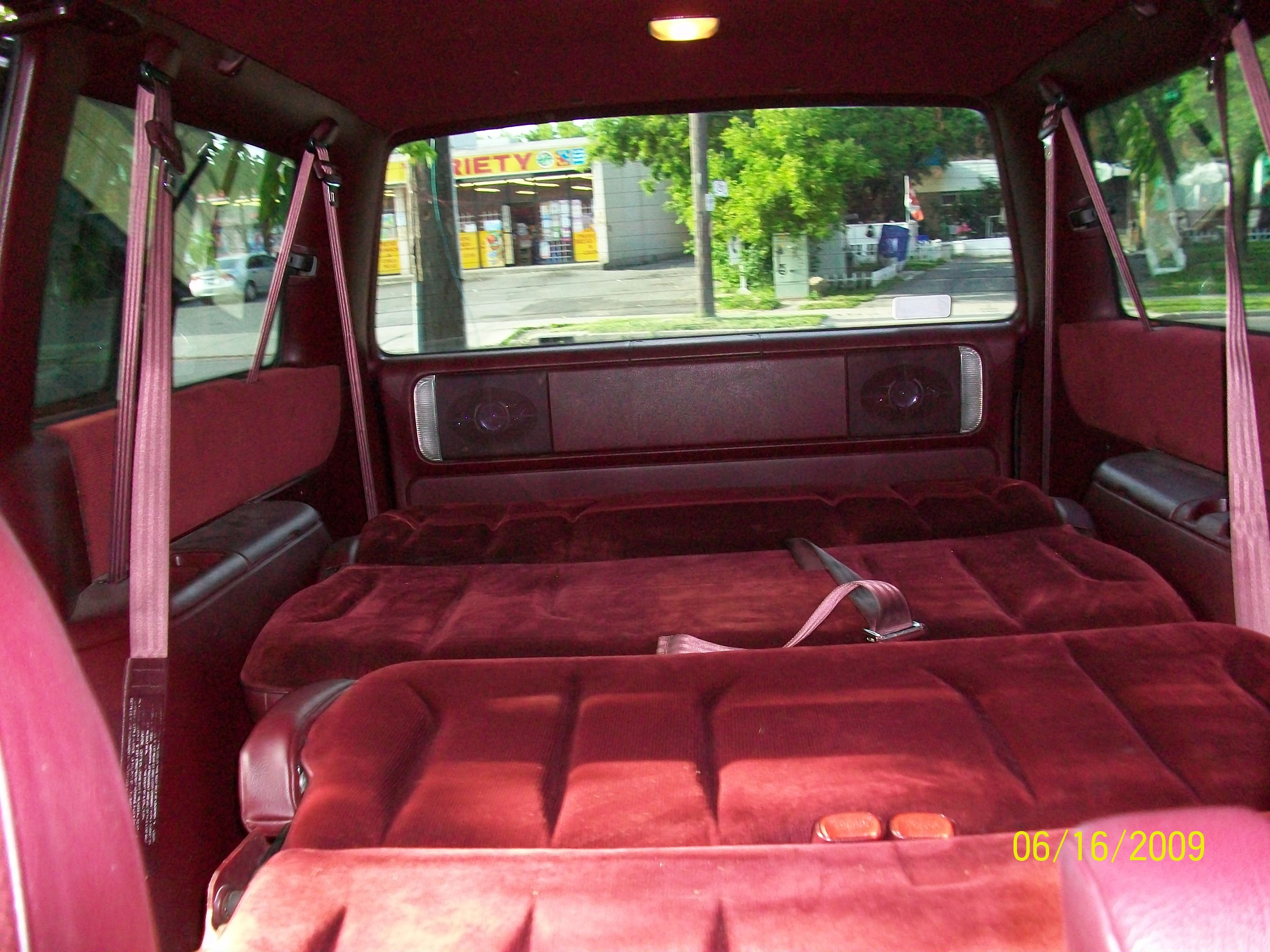 Inchez 1992 Dodge Grand Caravan Passenger Specs Photos