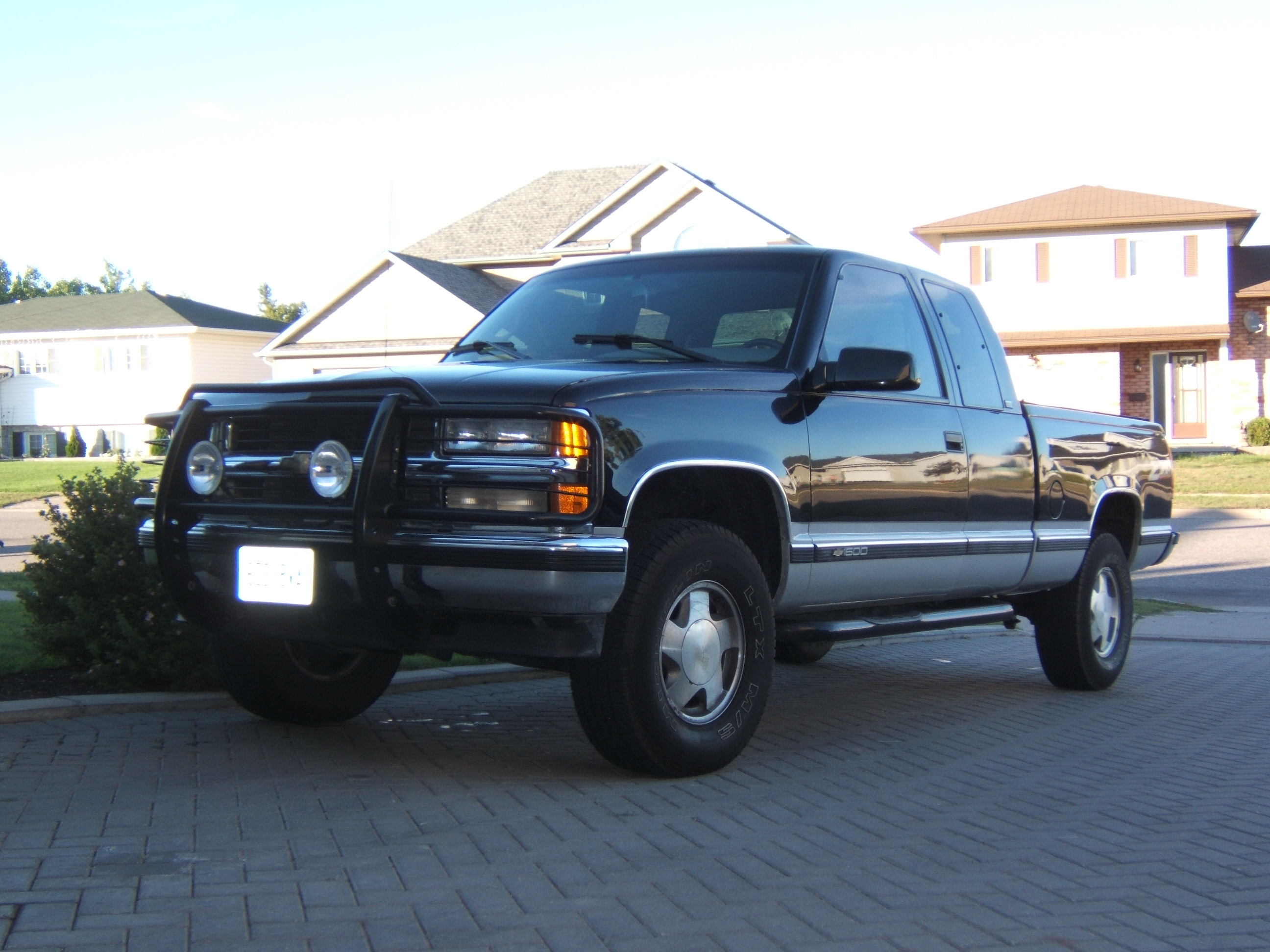 tomrouse 1996 chevrolet silverado 1500 regular cab specs. Black Bedroom Furniture Sets. Home Design Ideas