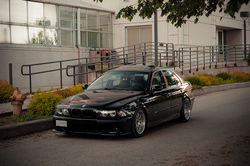 nickMANDERFIELDs 1998 BMW 5 Series