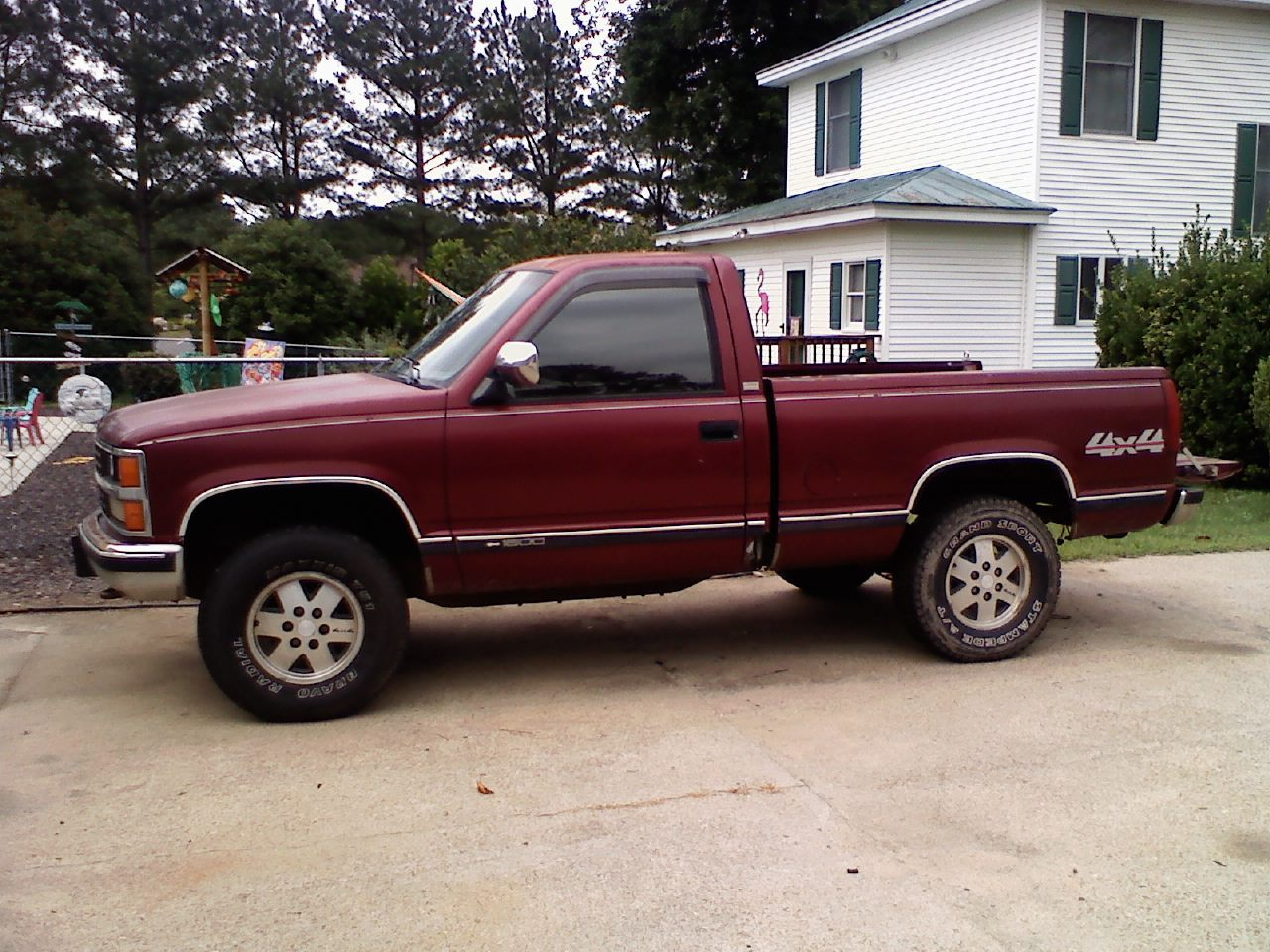 Bigtaylor8 1988 Chevrolet Silverado 1500 Regular Cab Specs Photos Modification Info At Cardomain